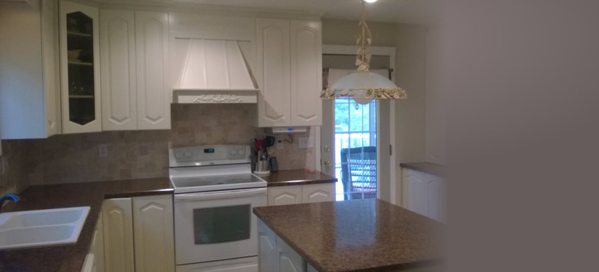 Refinished Kitchen