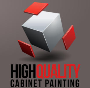 High Quality Cabinet Painting Logo
